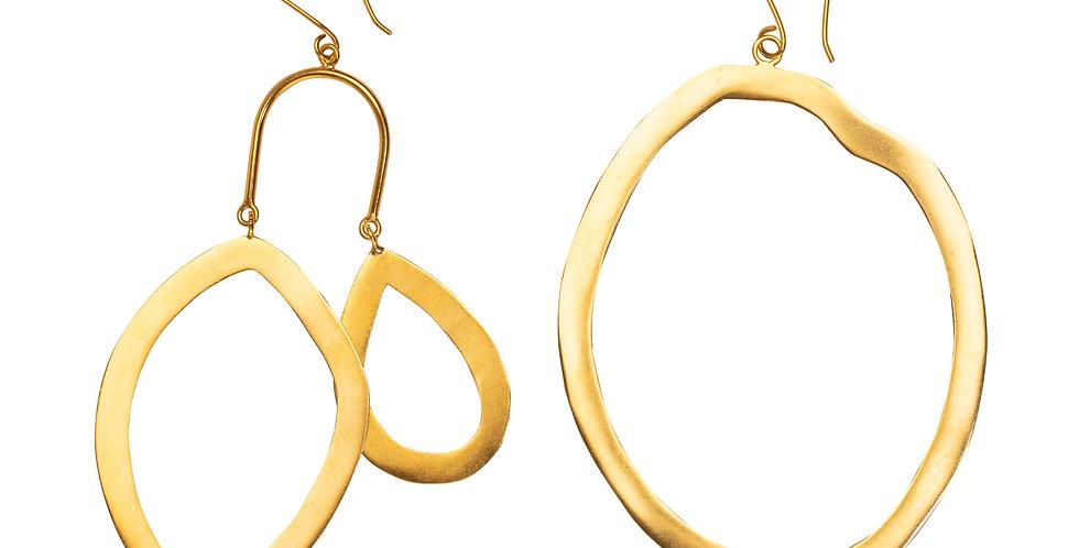 Irregular Earrings