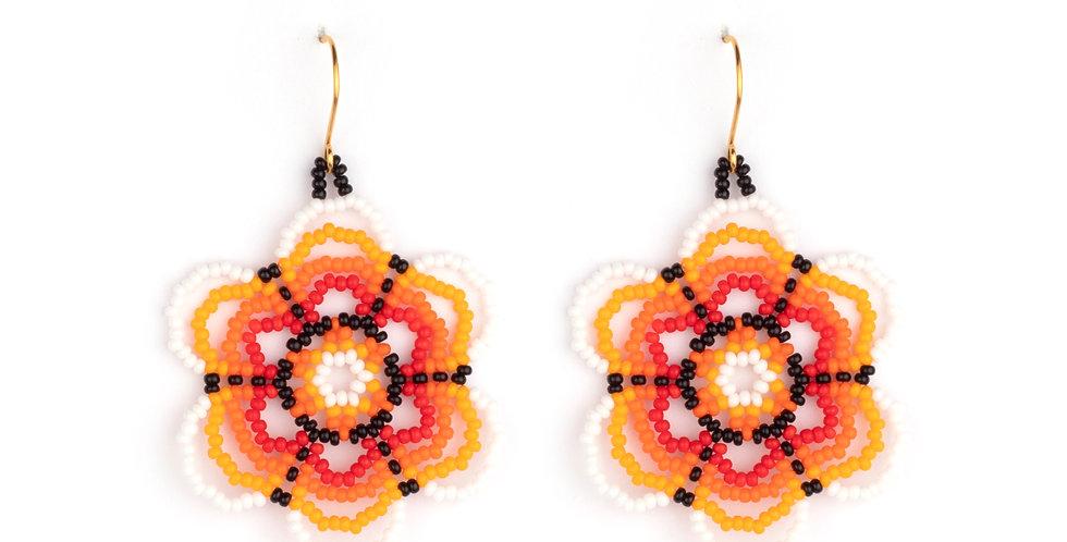 Flores Earrings 02