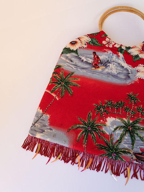 Red Hawaii Bag