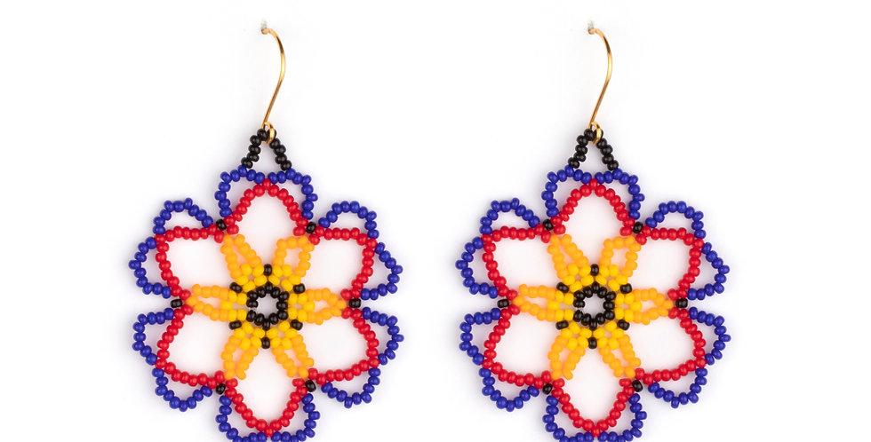 Flores Earrings 03