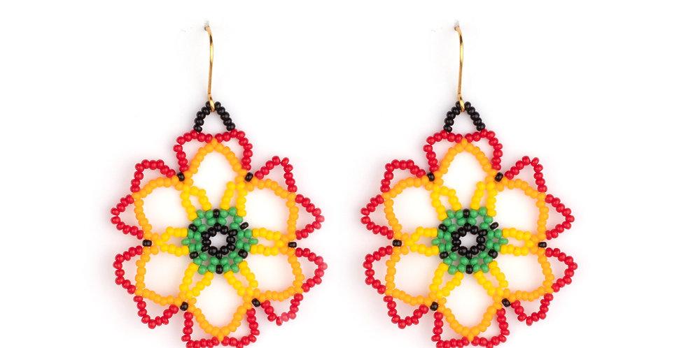 Flores Earrings 06