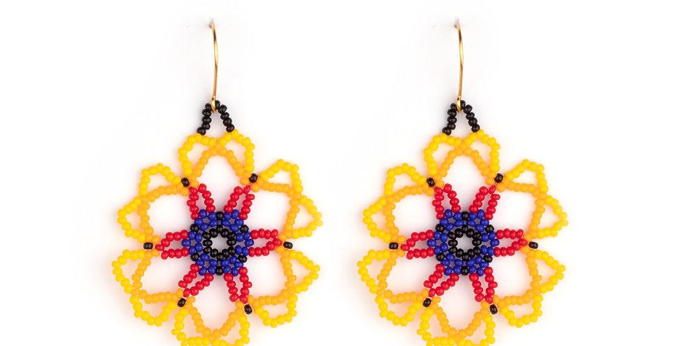 Flores Earrings 05