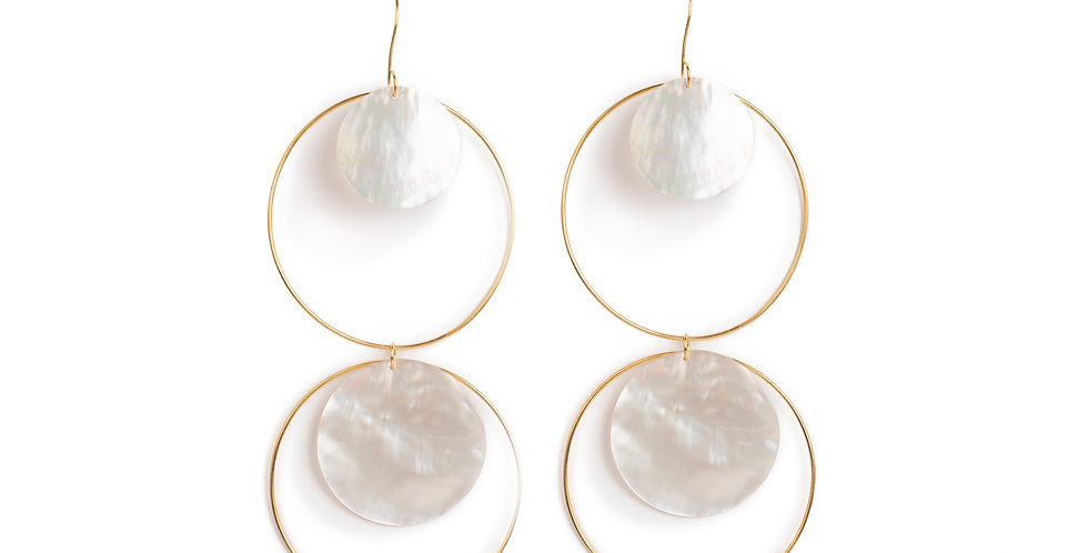Nacar Earrings