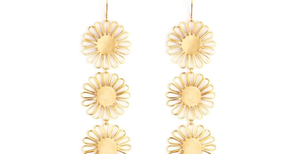 Daisy Earrings