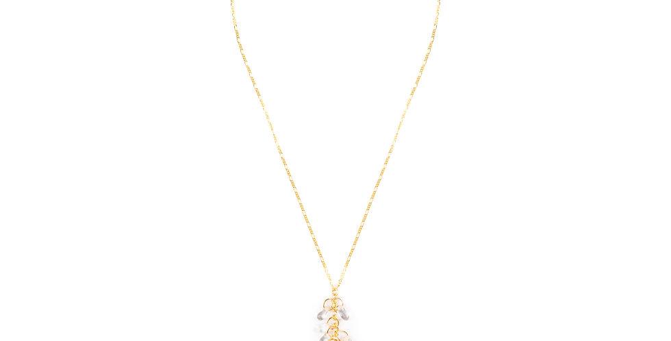 Transparent Crystal Necklace