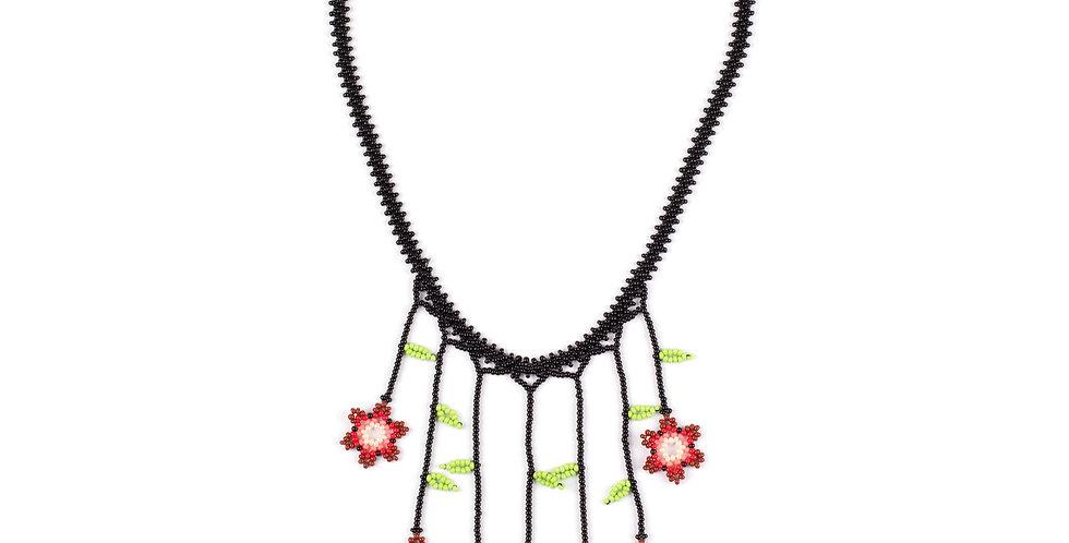Flores Necklace 07