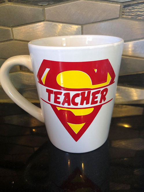 Super Teacher Coffee Mug