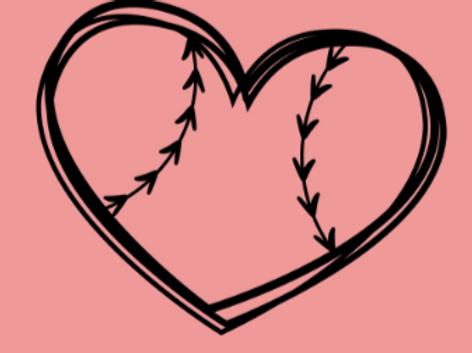 Heart Sport Sign