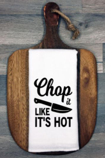 chop it dishtowel