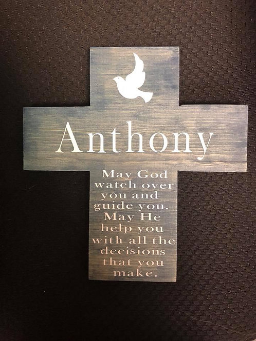 Custom communion cross