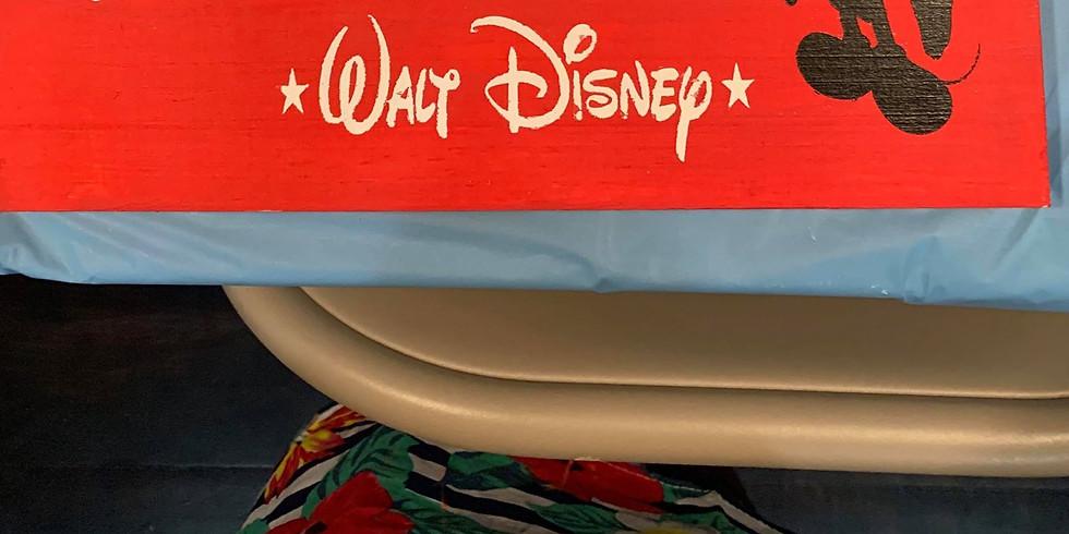 DisneyWorkshop!!