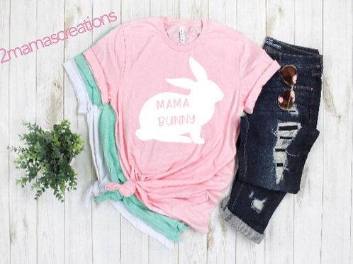 Family bunny shirts