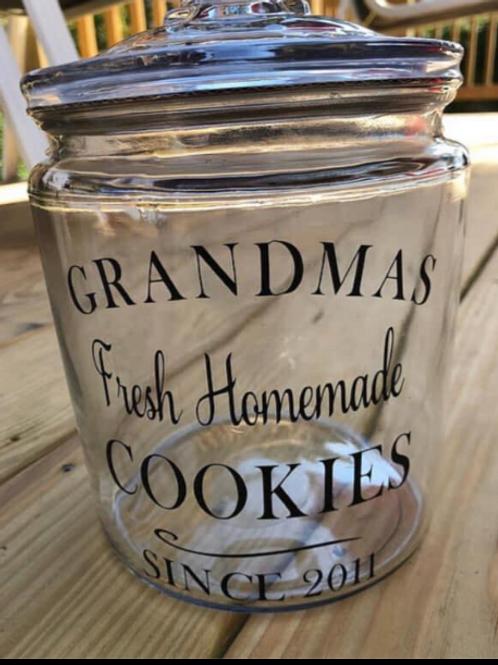 Grandma's Cookie Jar