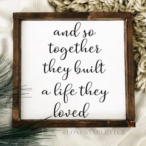 and so together they built (2)