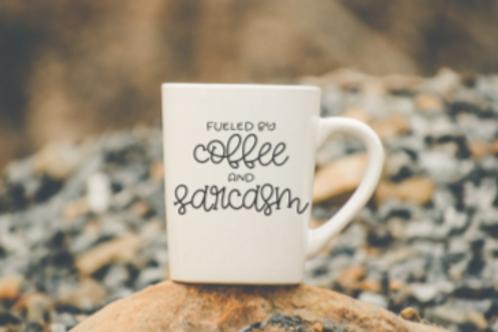 coffee & Sarcasm cup