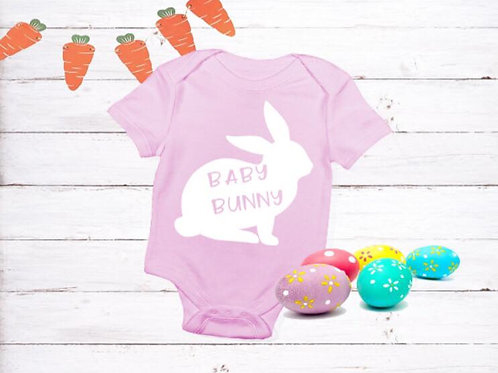 Baby Bunny Family easter shirt