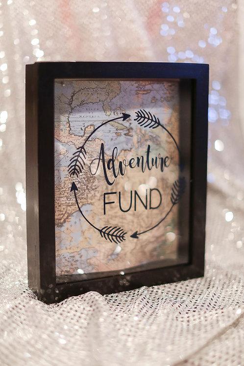 Adventure Fund Shadow Box
