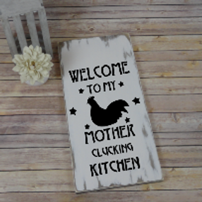 Mother Clucking Sign