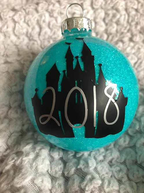 Disney year ornament