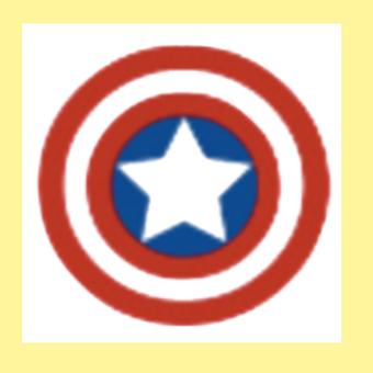 CAPTAIN AMERICA- KIDS