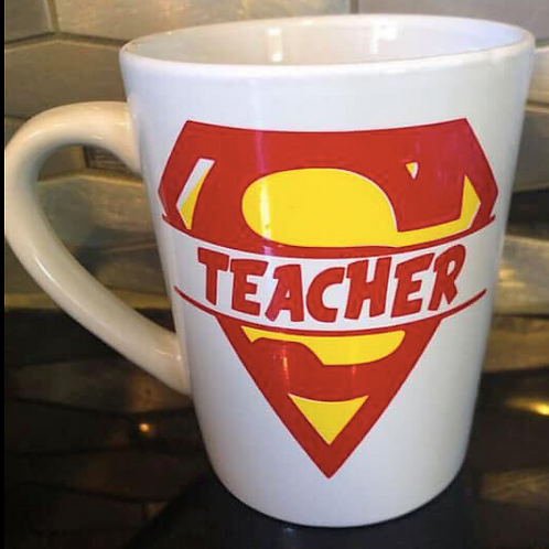 Super-Teacher Coffee Mug