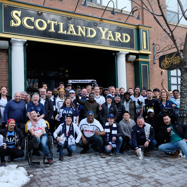 Toronto Spurs - Group Photo - 07-12-19 (