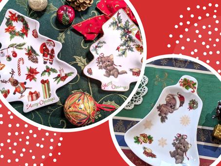 12月 クリスマスイベント クリスマスプレートを作ろう!