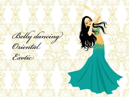 9月 はじめてのベリーダンス 体験会を開催します!