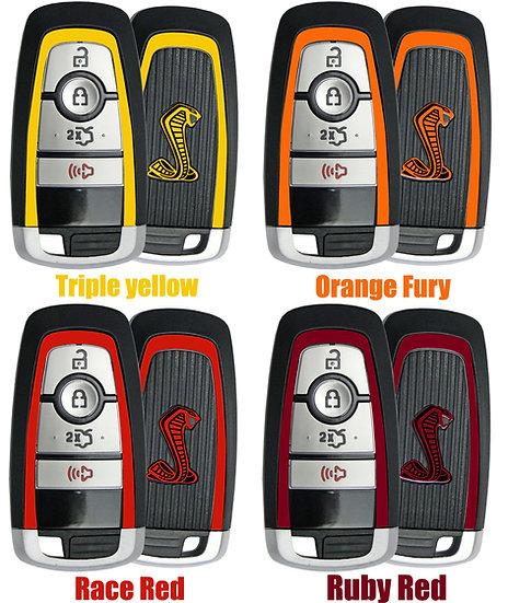GT350&GT500 Key Fob Overlays