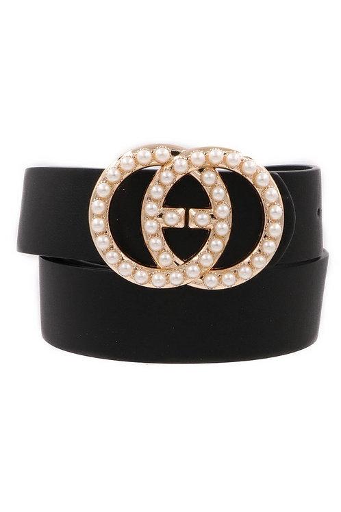Pearl Ring Belt