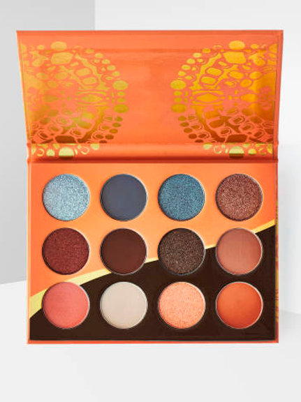 Juvia's Place The Nubian 3 Coral Eyeshadow Palette