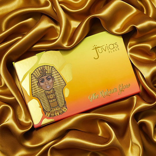 Juvia's Place The Nubian Glow Eyeshadow Palette
