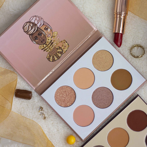 Juvia's Place The Nudes Eyeshadow Palette