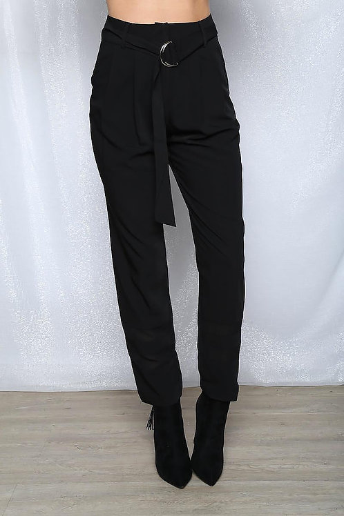 Belted D-Ring Pants