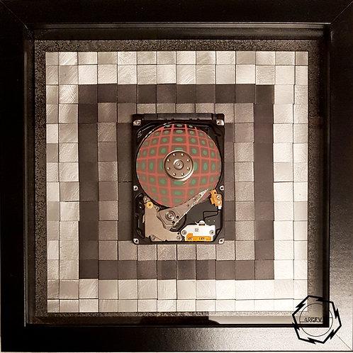 Hommage à Vasarely #1
