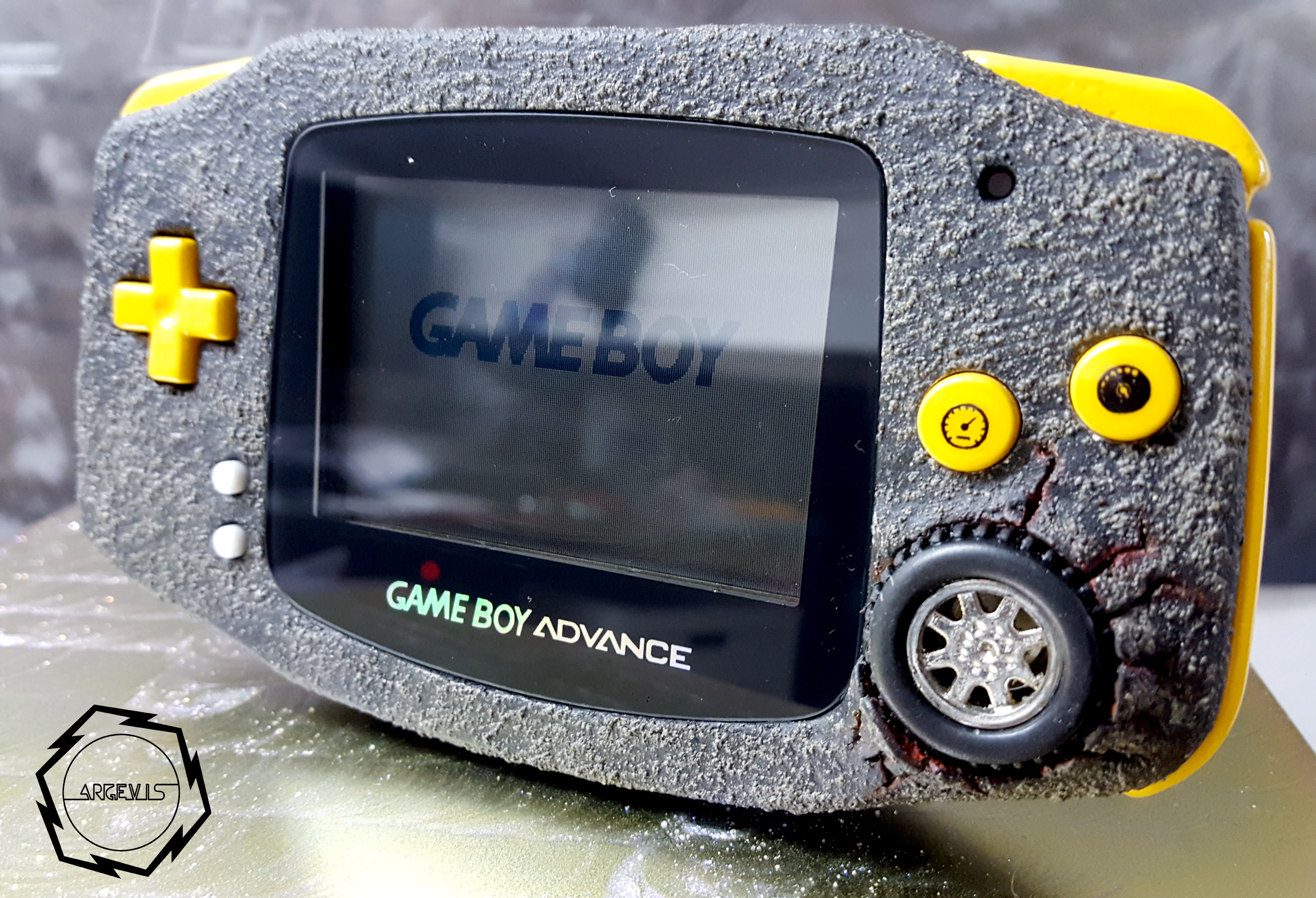 Game boy advance driver 3