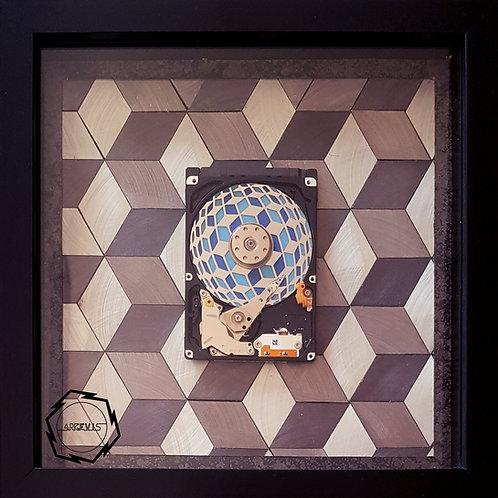 Hommage à Vasarely #2