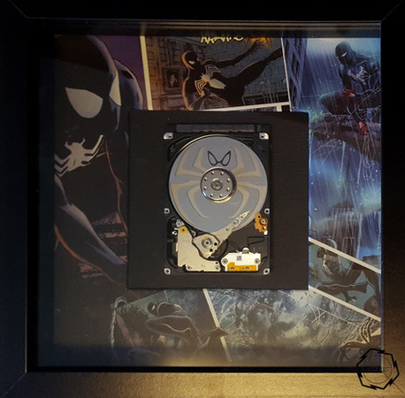 Spiderman (Venom)