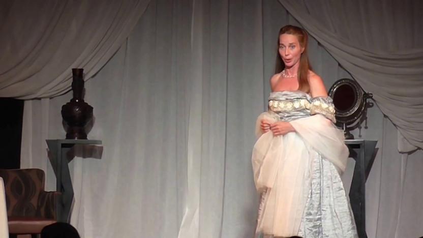La traviata, opera de poche