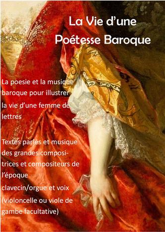 la Vie d'une Poétesse baroque