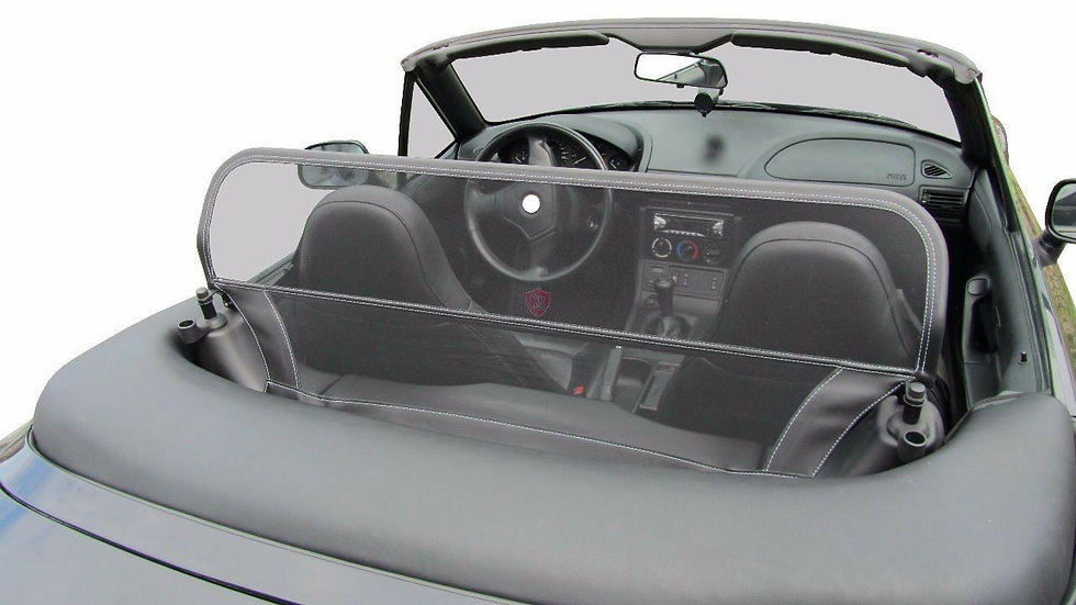 Windschott Windstop Windschutz 1996-2003 , schwarz für BMW Z3 Roadster