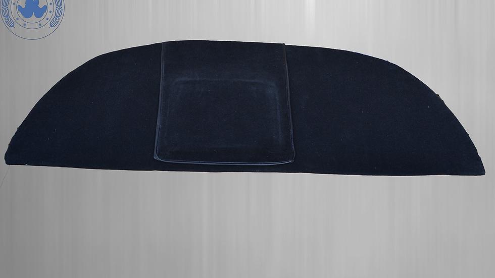 Hutablage für Mercedes SLC 107, schwarz