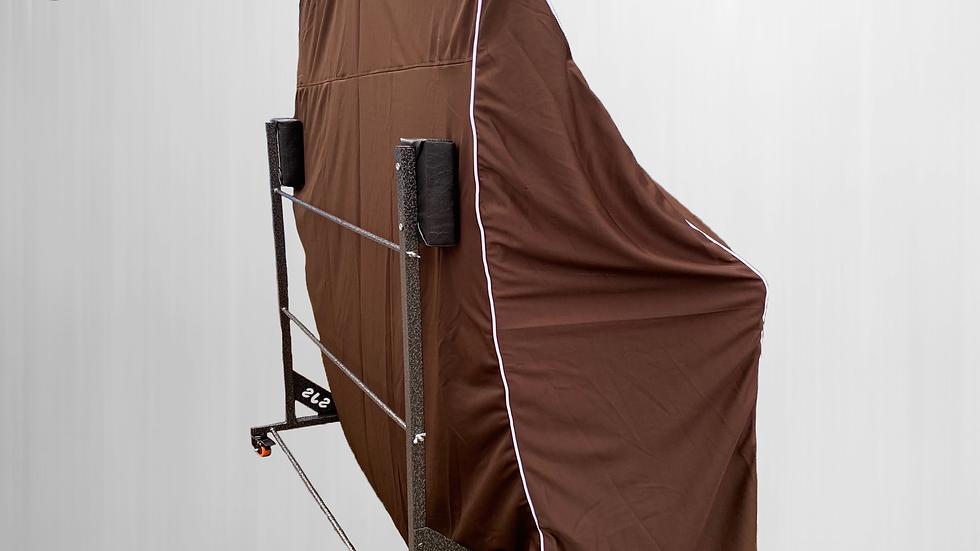 Hardtopcover Staubschutzhülle cover Hardtophülle,braun für Mercedes 190SL W121SL