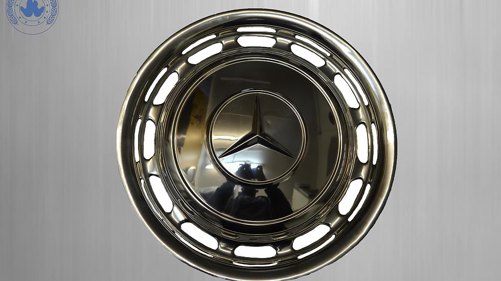 Original Mercedes steel wheel cap W123 W126 W116 W107 W108 W 109