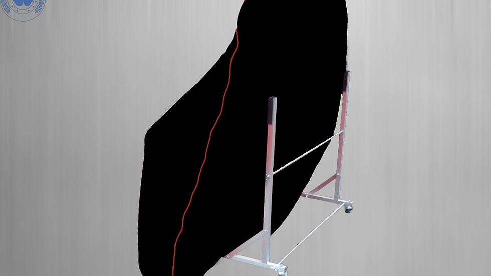 Hardtopcover Staubschutzhülle Schutzcover Hardtophülle für Fiat Barchetta