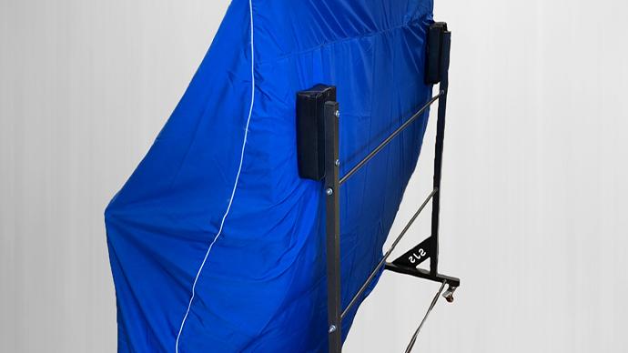 Hardtopcover Staubschutzhülle cover Hardtophülle, blau für Mercedes SL R107