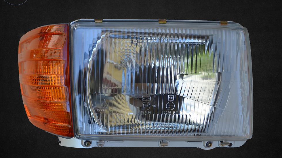 Original Mercedes Benz SL R107 Komplette Einheit rechts- Leuchtweitenregulierung