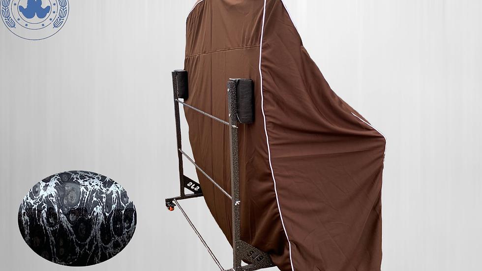 Hardtopcover Staubschutzhülle Cover braun+ Hardtopständer für BMW 3er E30