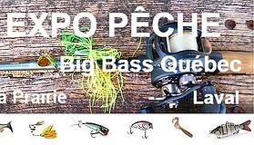 Expo-Pêche Big Bass Québec