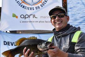 Une nomination importante - Club de pêche Big Bass Québec